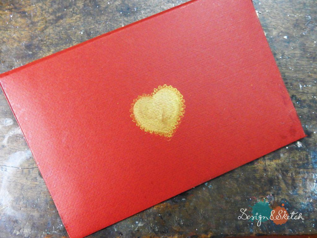 Wedding Card for Tattya